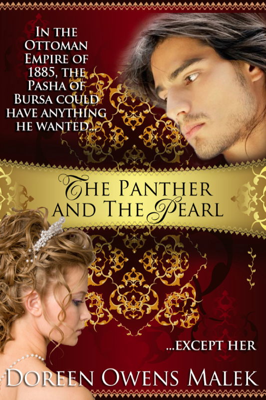 The Panther and the Pearl By: Doreen Owens Malek