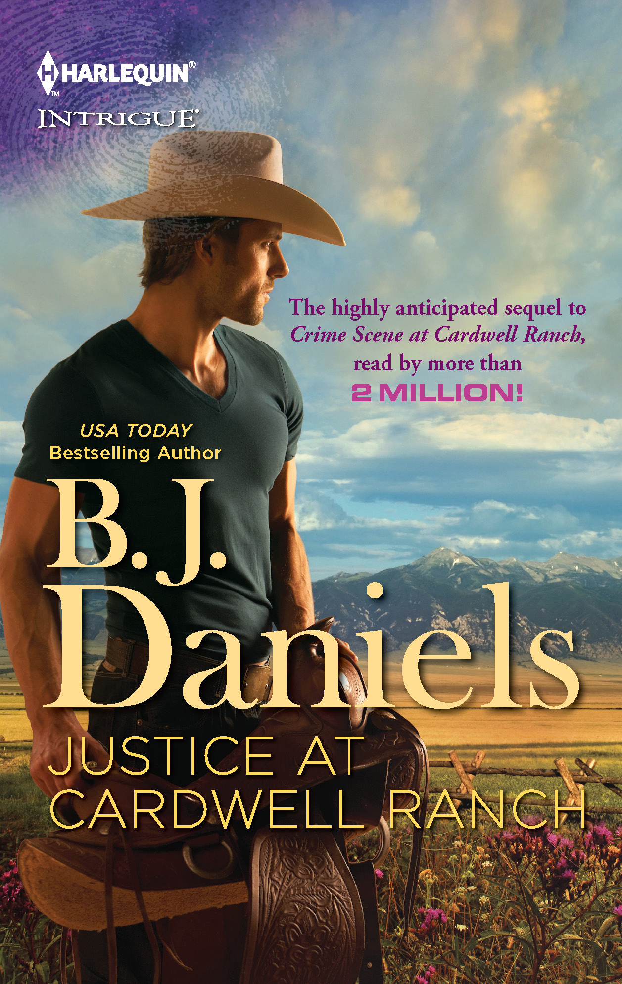 Justice at Cardwell Ranch By: B.J. Daniels