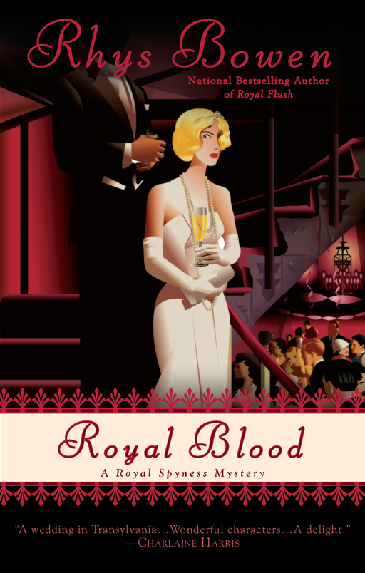 Royal Blood By: Rhys Bowen