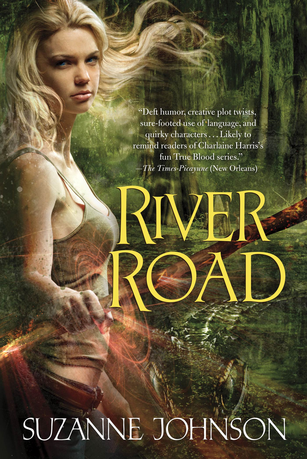 River Road By: Suzanne Johnson