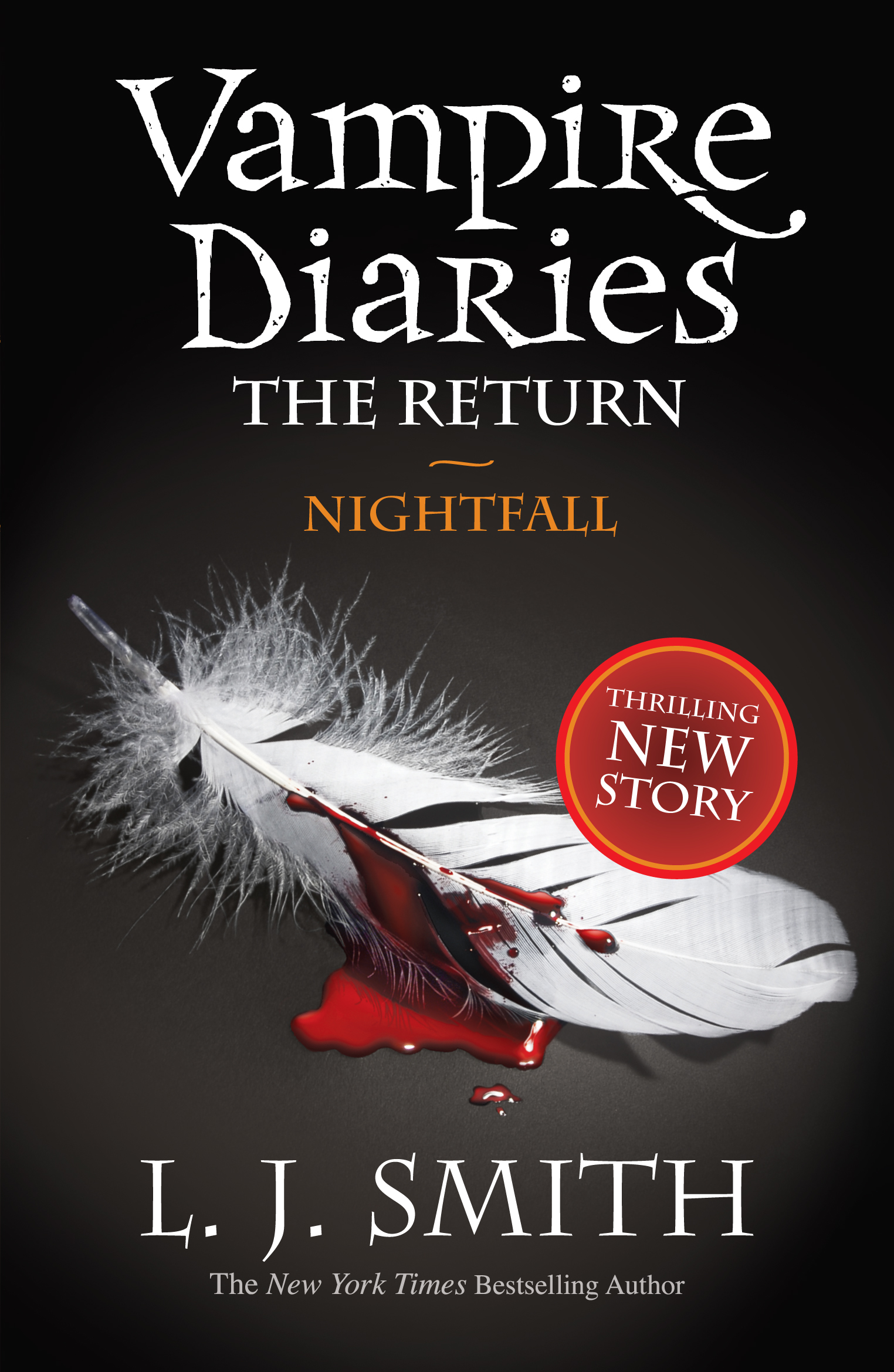 Vampire Diaries 5: The Return: Nightfall
