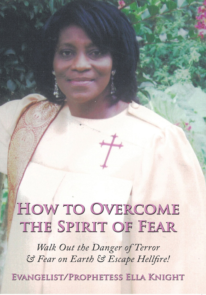 How to Overcome the Spirit of Fear