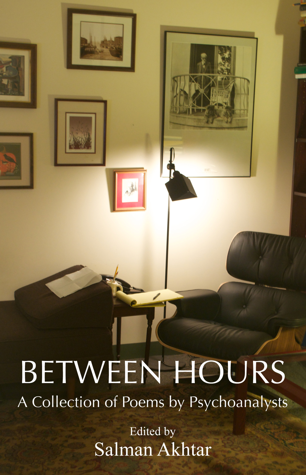 Between Hours: A Collection of Poems by Psychoanalysts