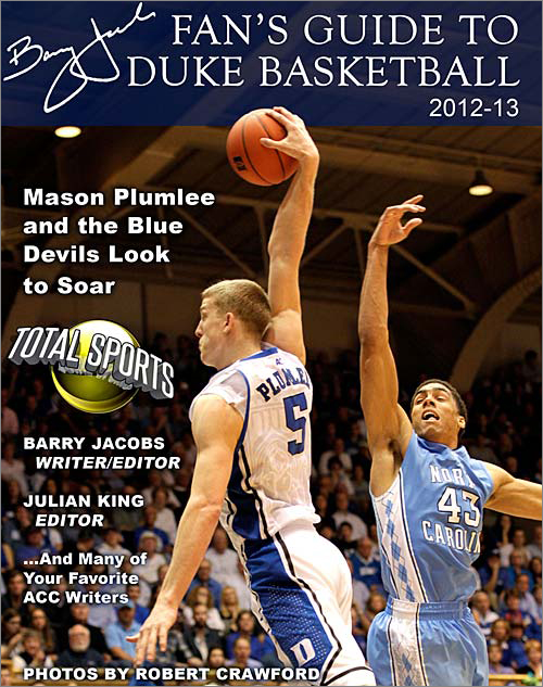 Fan's Guide to Duke Basketball 2012-13 By: Barry Jacobs