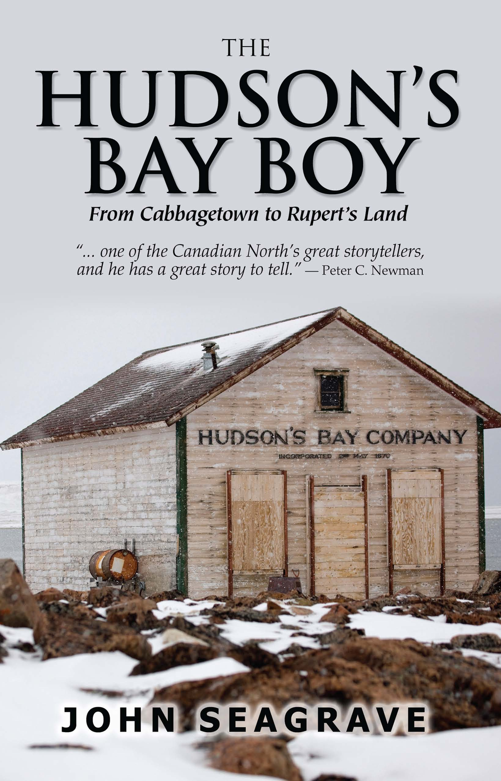 Hudson's Bay Boy By: John Seagrave