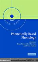 download Phonetically Based Phonology book