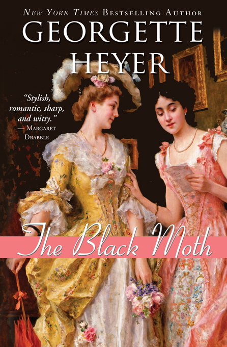 Black Moth By: Georgette Heyer