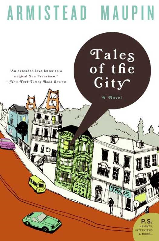 Cover Image: Tales of the City