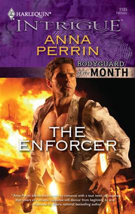 The Enforcer By: Anna Perrin