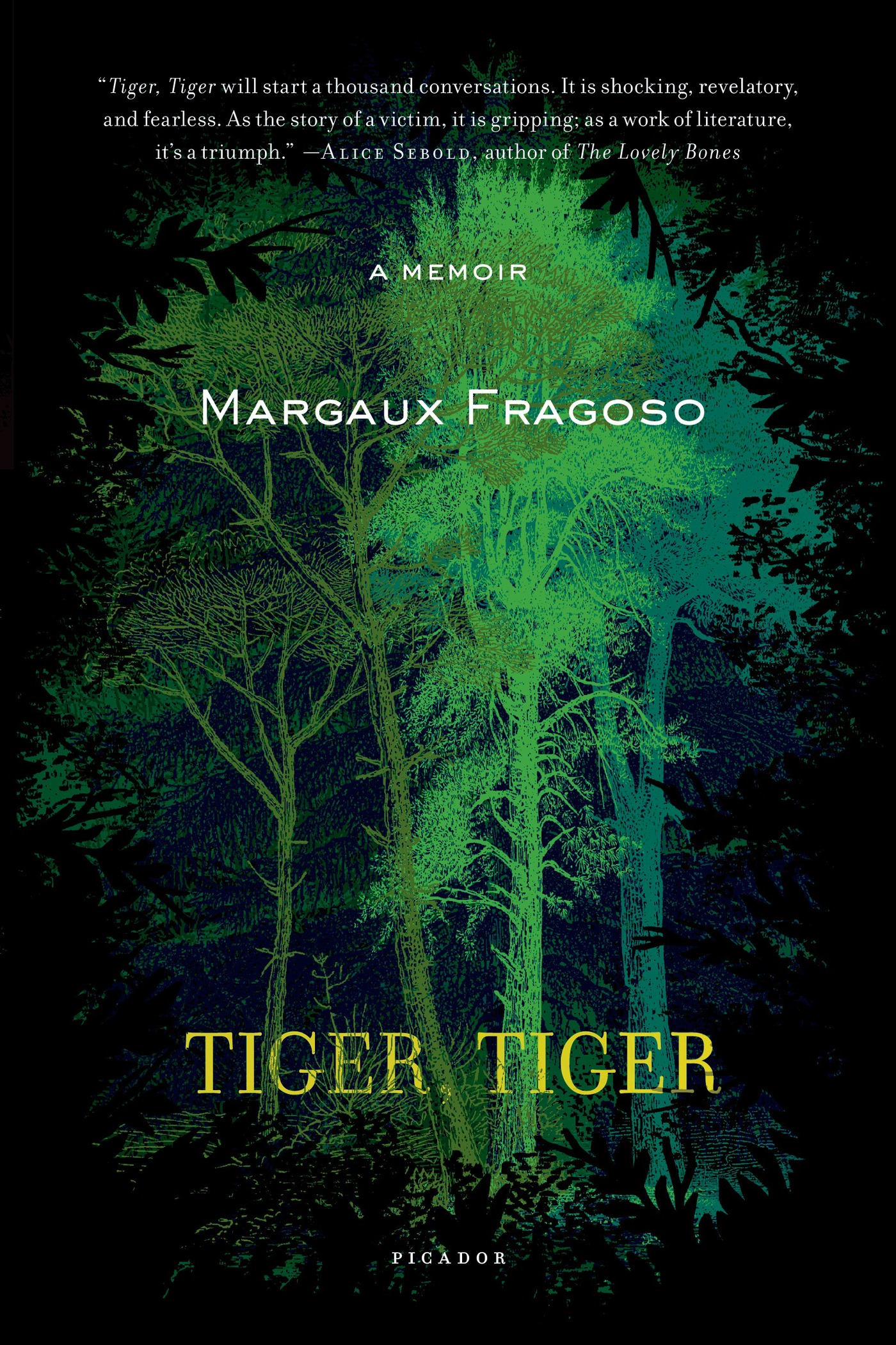 Tiger, Tiger By: Margaux Fragoso