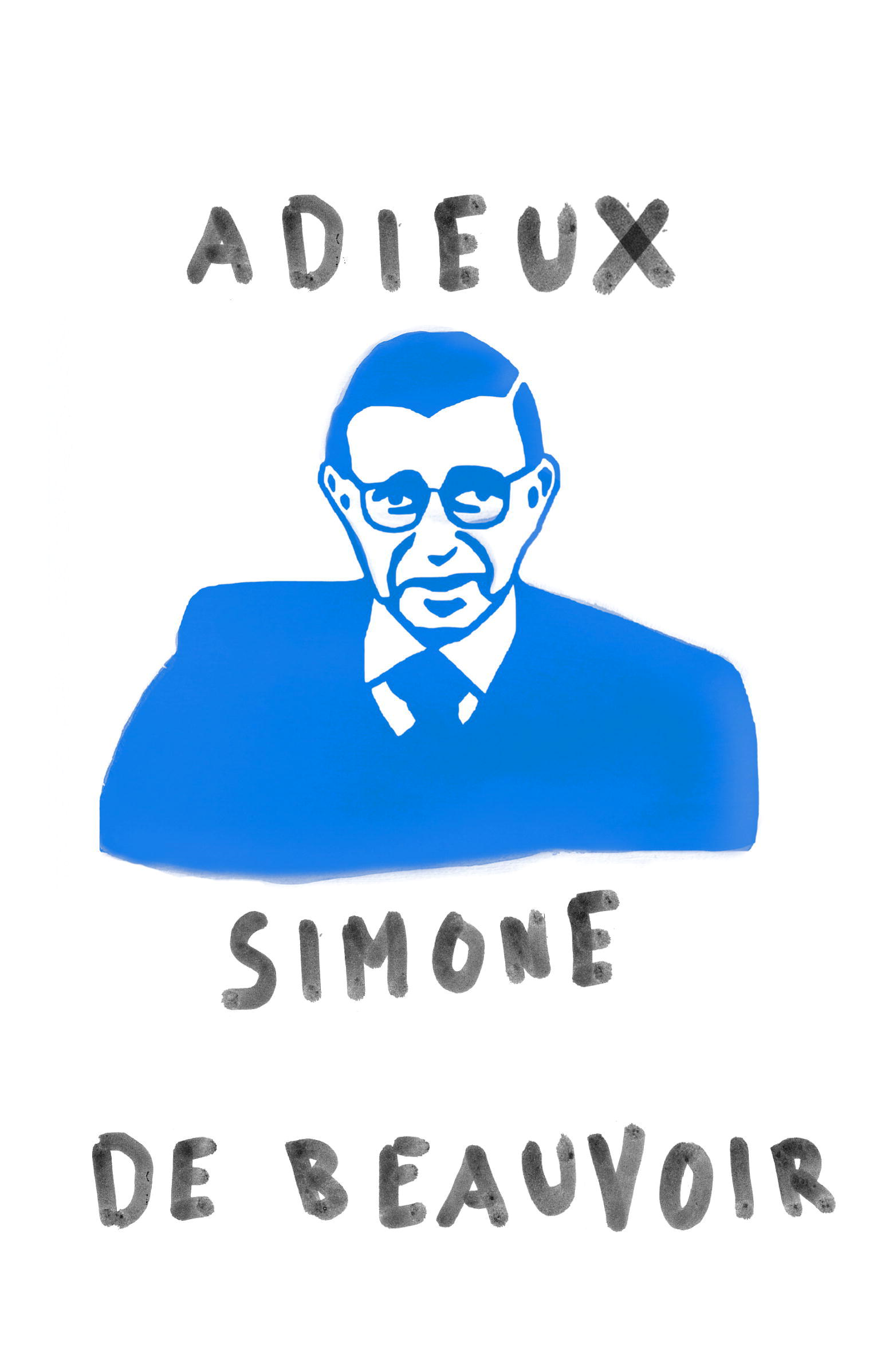Adieux By: Simone De Beauvoir