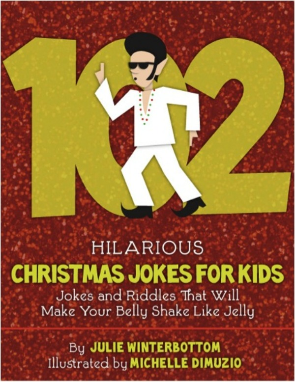102 Hilarious Christmas Jokes For Kids