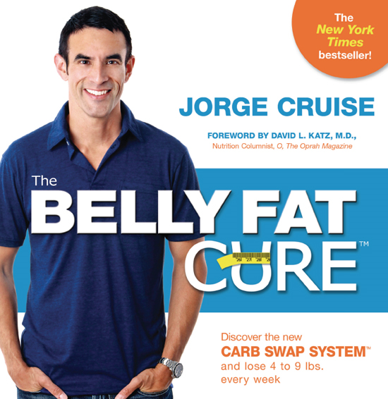 The Belly Fat Cure By: Jorge Cruise