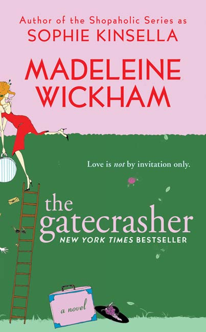 The Gatecrasher By: Madeleine Wickham