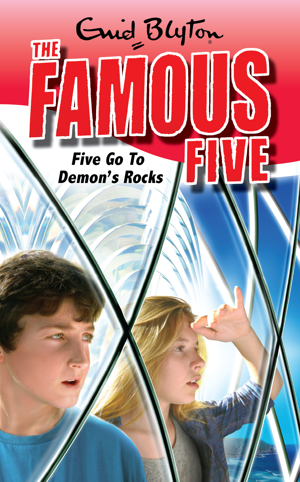 Famous Five 19: Five Go To Demon's Rocks