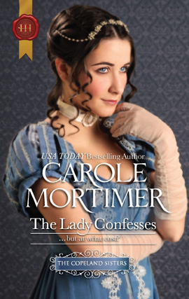 The Lady Confesses By: Carole Mortimer