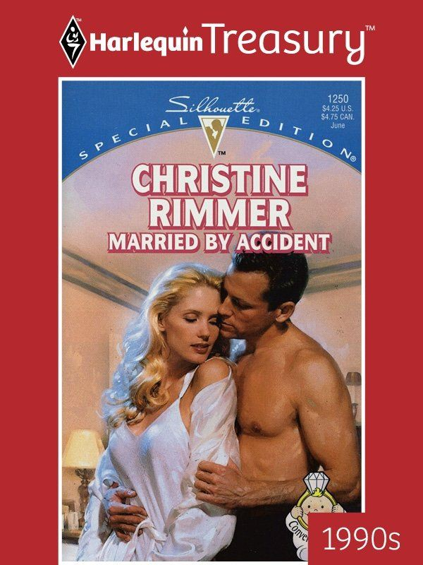 Married by Accident By: Christine Rimmer