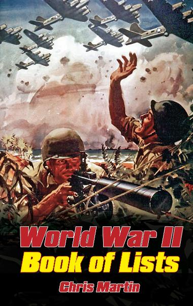 World War II By: Chris Martin