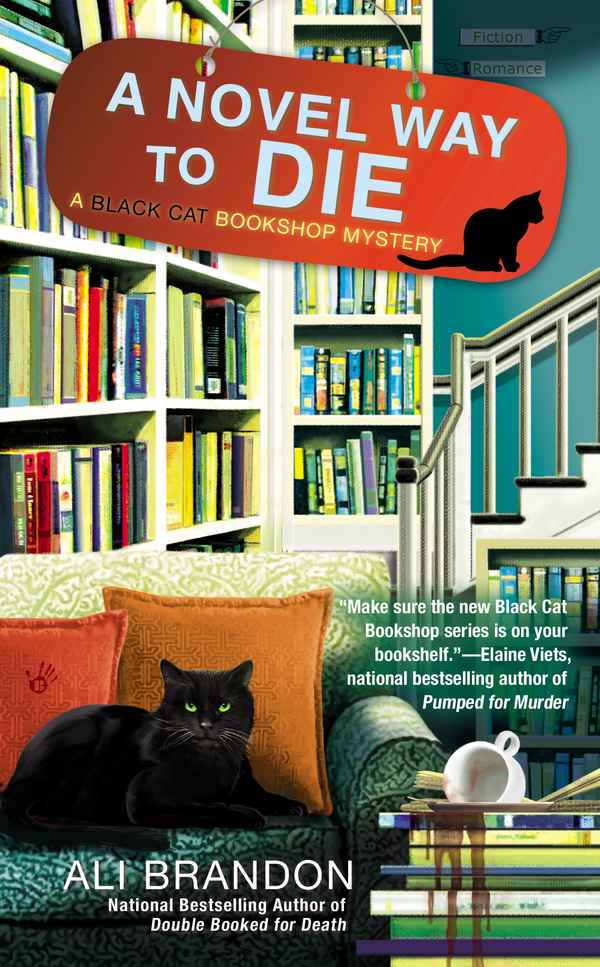 A Novel Way to Die By: Ali Brandon