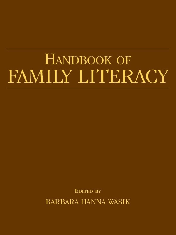 Handbook of Family Literacy