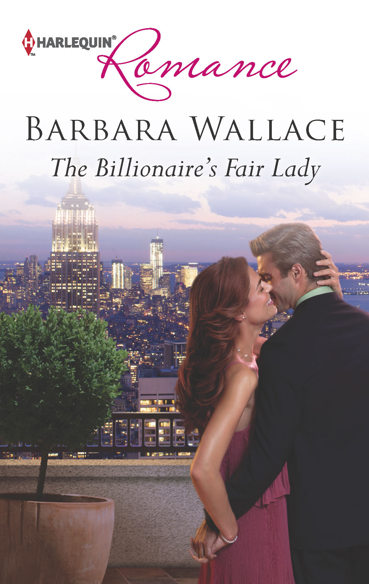The Billionaire's Fair Lady By: Barbara Wallace