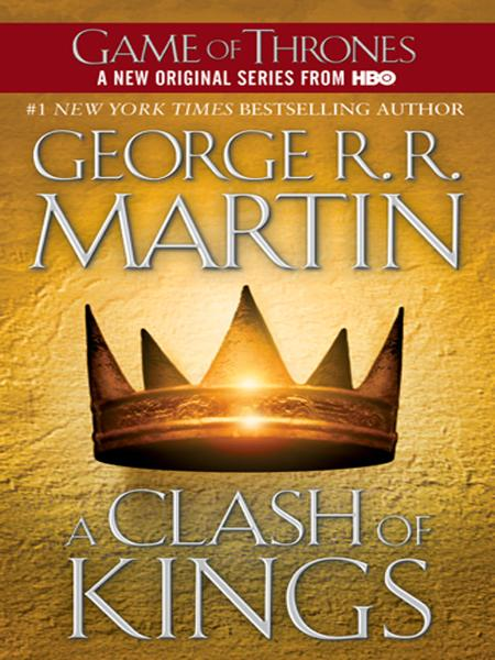 Book Cover: A Clash of Kings: A Song of Ice and Fire: Book Two
