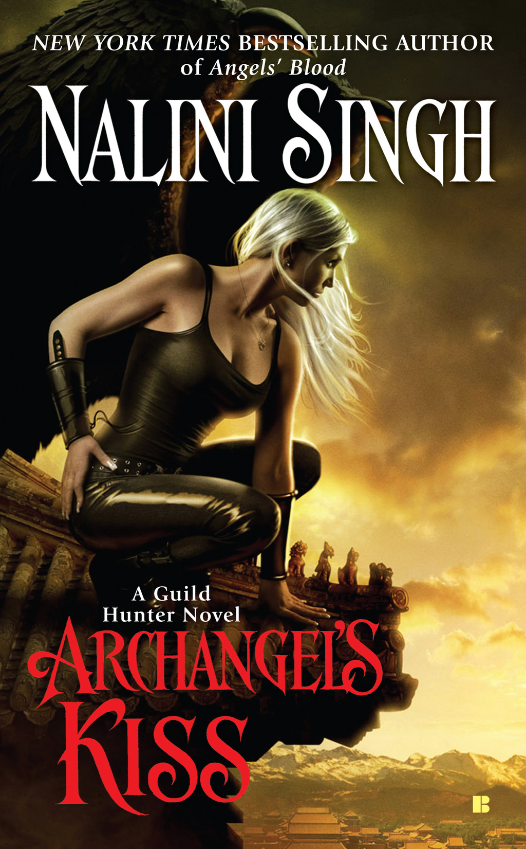Archangel's Kiss By: Nalini Singh