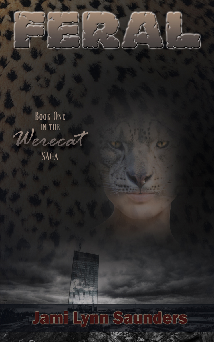 Feral: Book 1 in the Werecat Saga By: 711 Press,Jami Lynn Saunders
