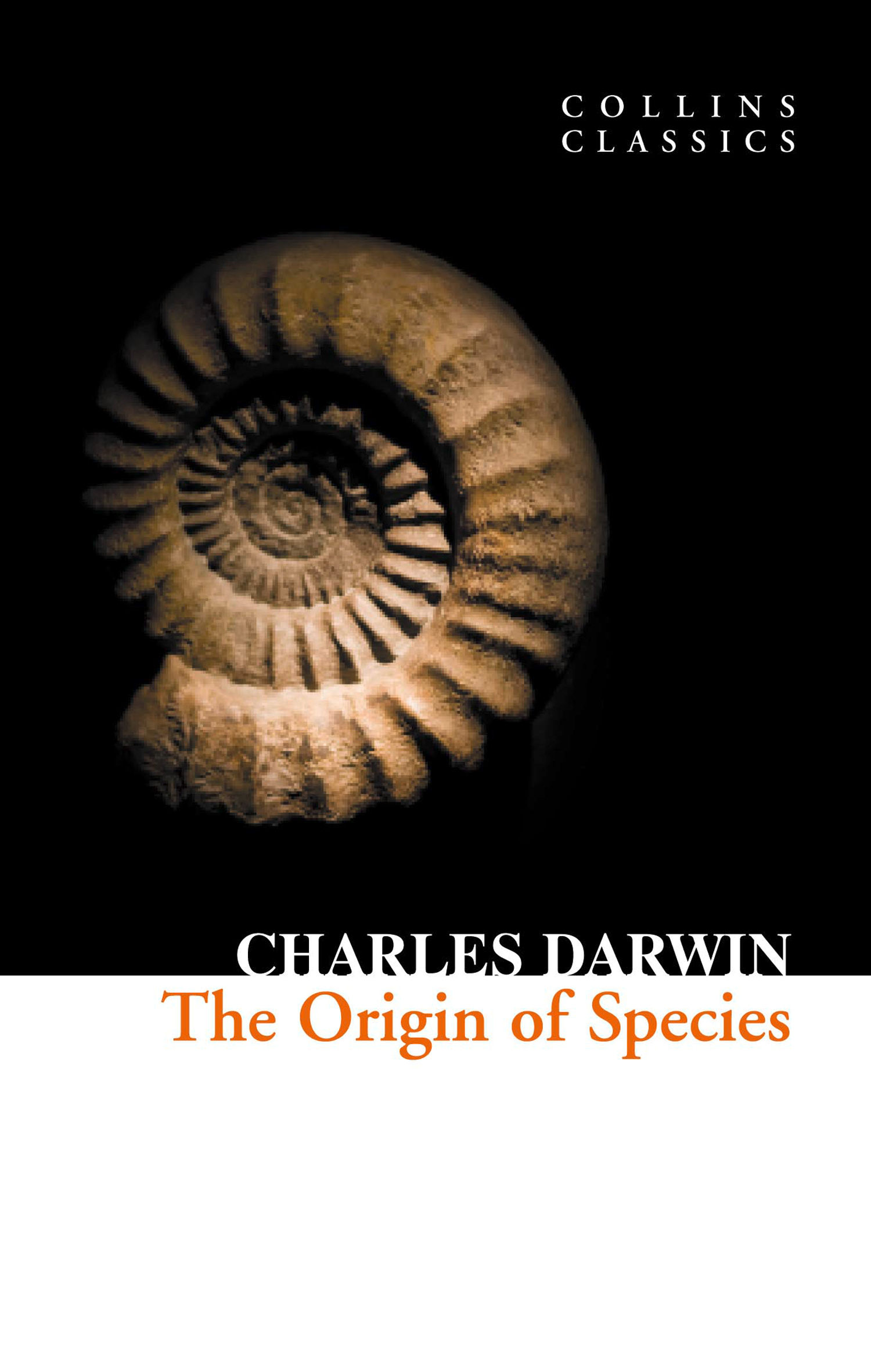 The Origin of Species (Collins Classics) By: Charles Darwin