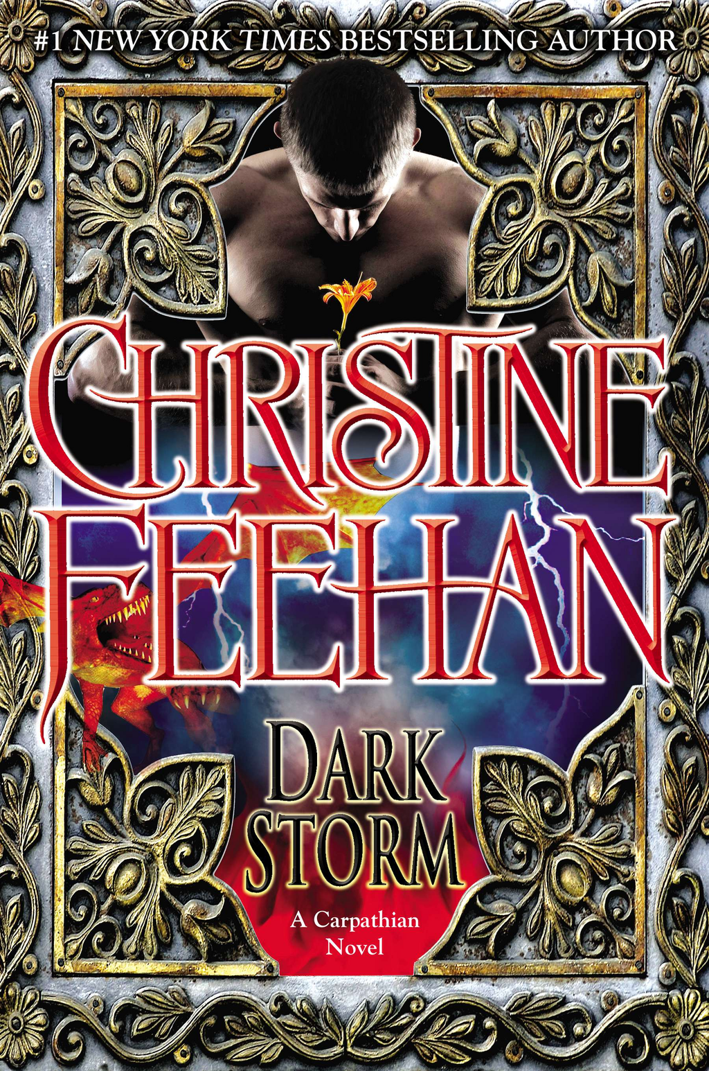 Dark Storm By: Christine Feehan