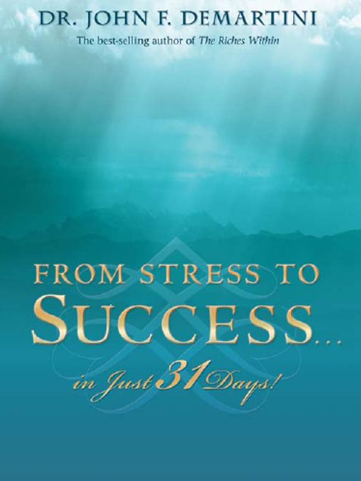 From Stress to Success…In Just 31 Days!