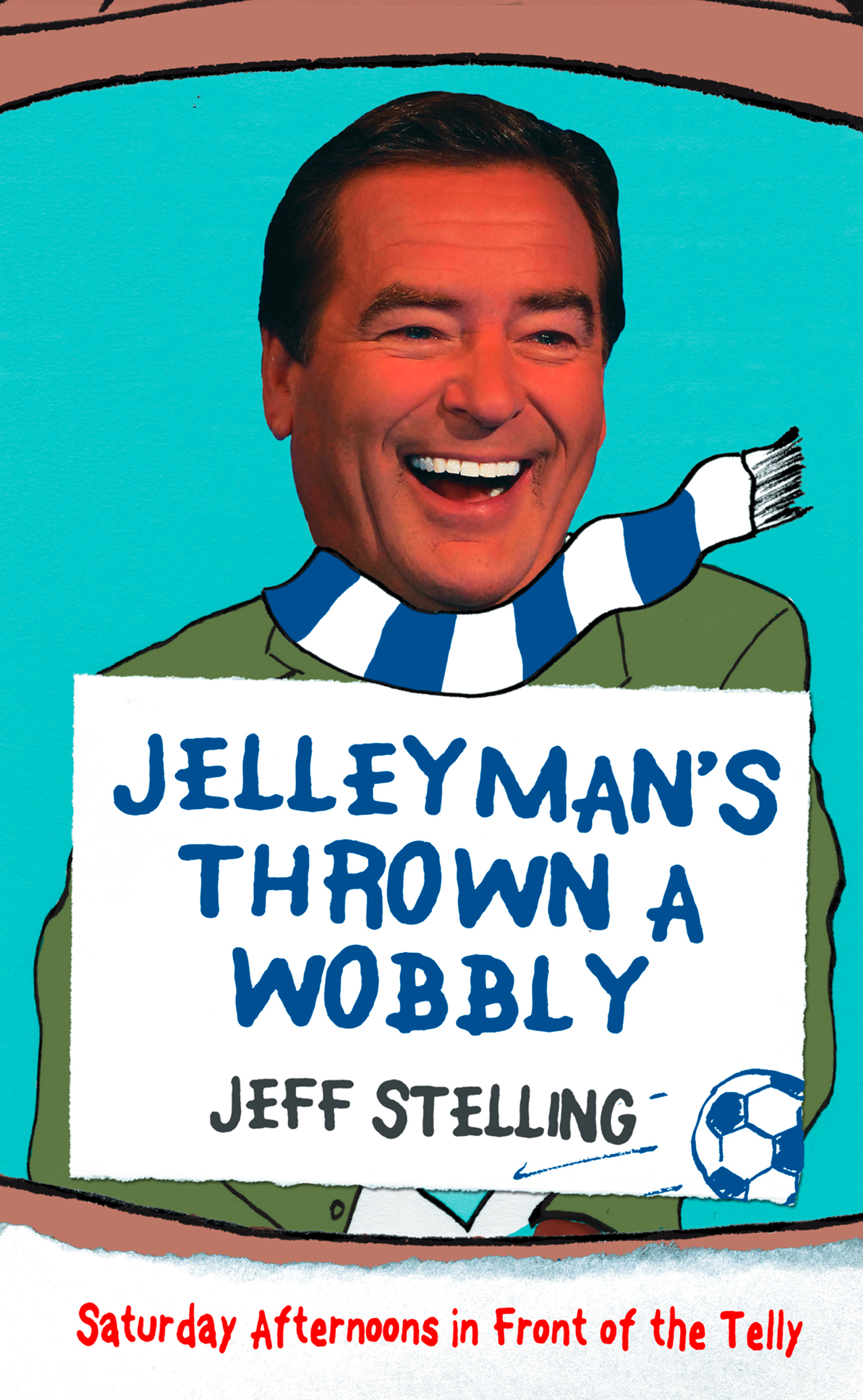 Jelleyman's Thrown a Wobbly: Saturday Afternoons in Front of the Telly