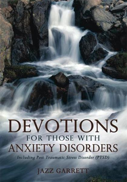 Devotions for those with Anxiety Disorders