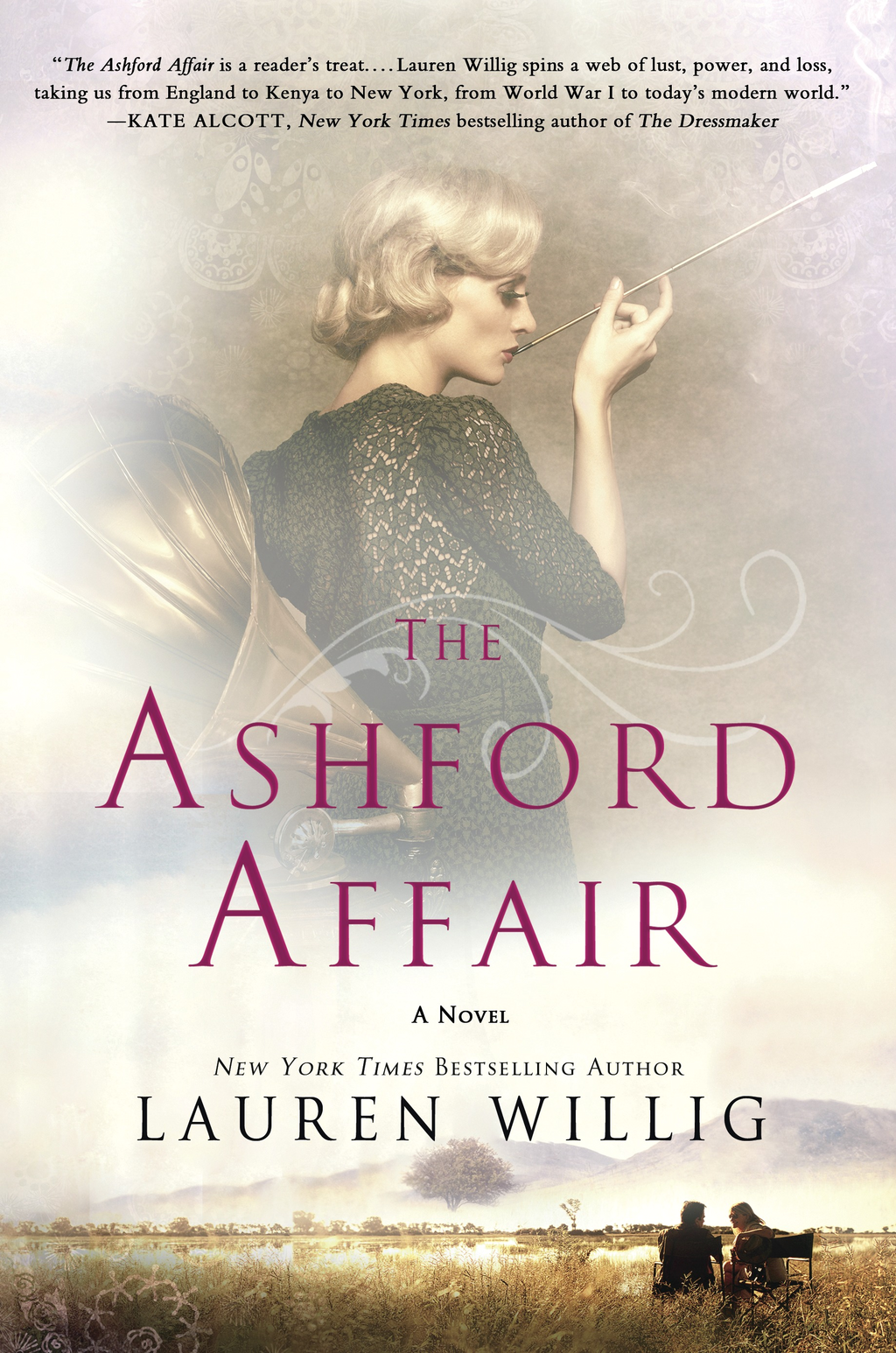 The Ashford Affair By: Lauren Willig