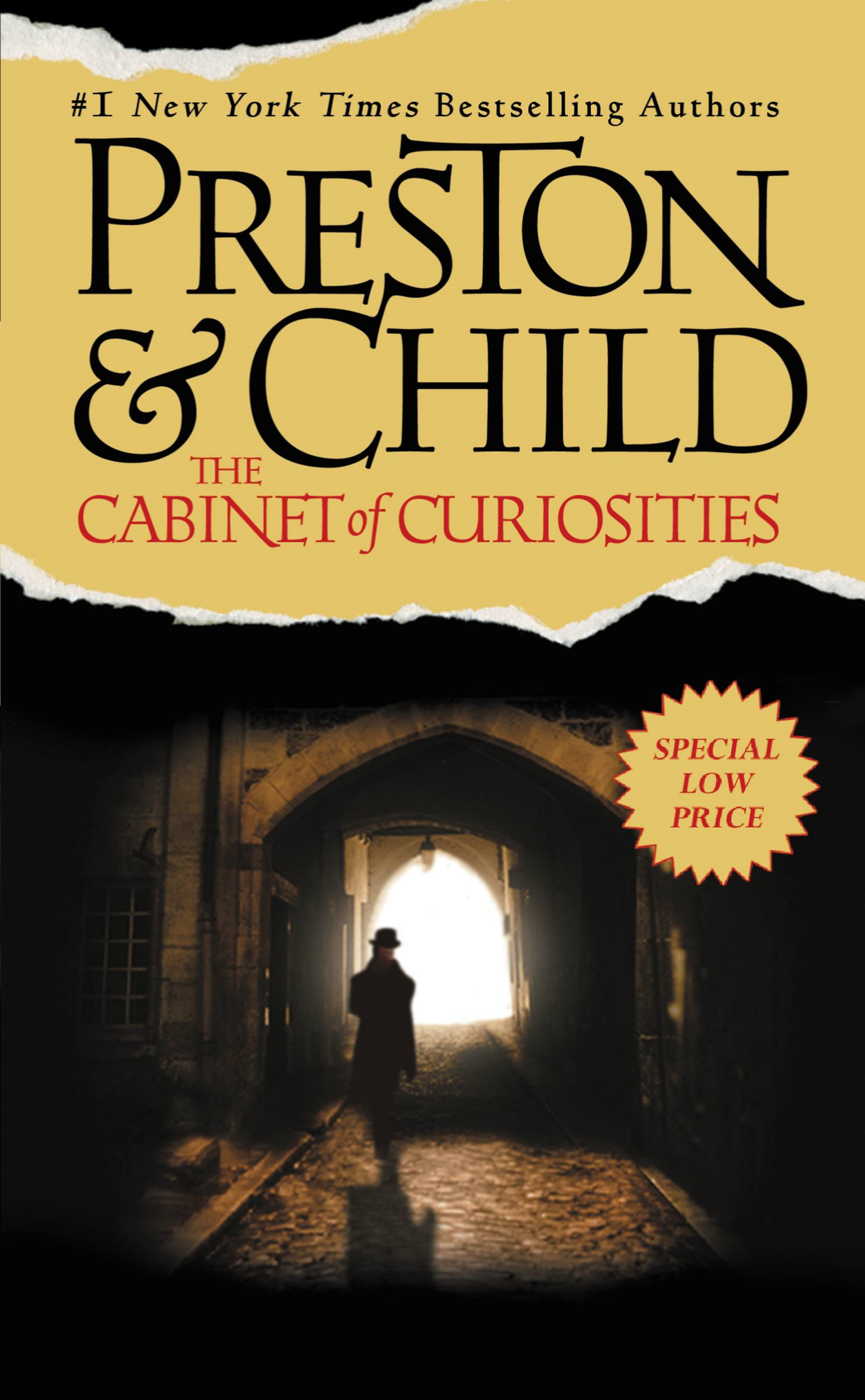 The Cabinet of Curiosities By: Douglas Preston,Lincoln Child