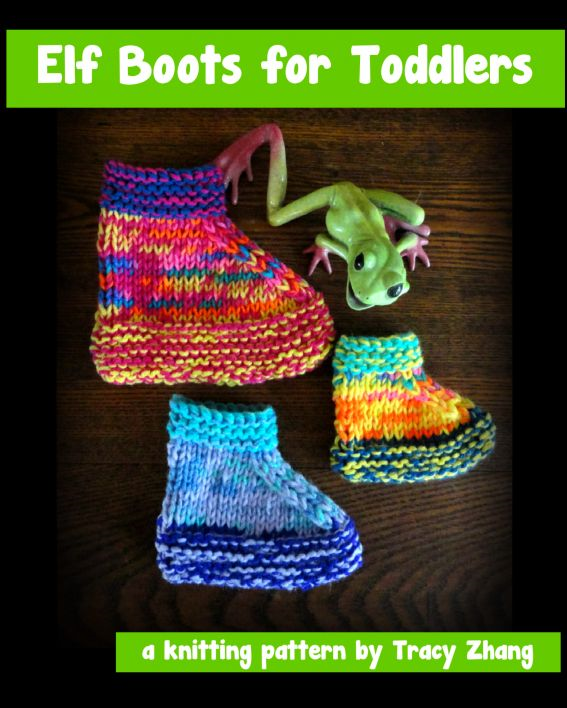Elf Boots for Toddlers