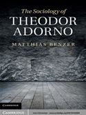 download The Sociology of Theodor Adorno book