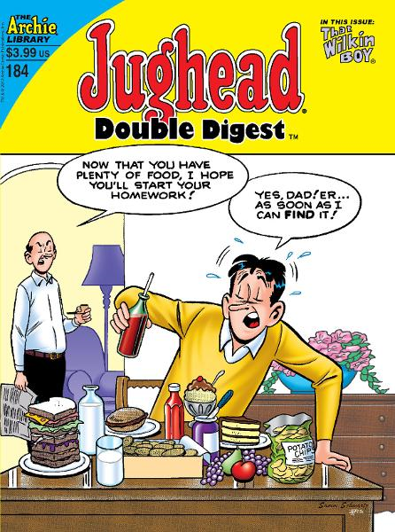 Jughead Double Digest #184 By: Various