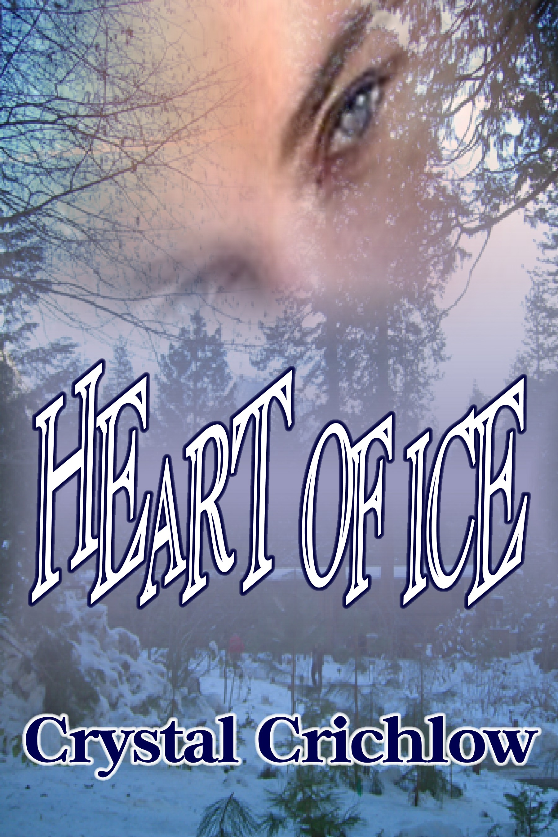 Crystal Crichlow - Heart Of Ice