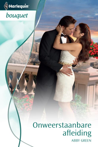 Abby Green - Onweerstaanbare afleiding - Bouquet 3230 - Een uitgave van de romantische reeks Harlequin Bouquet