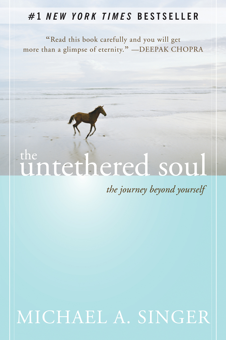 The Untethered Soul By: Michael Singer