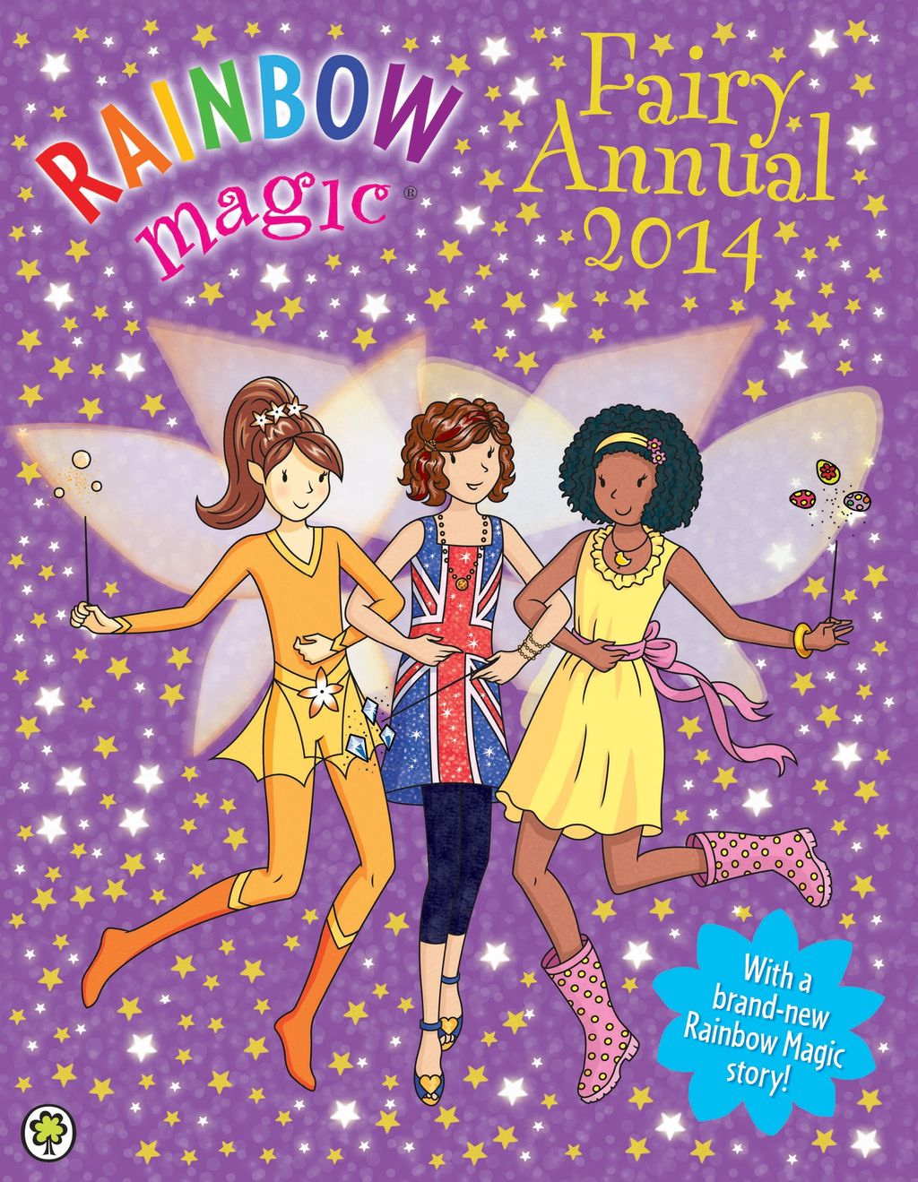 Rainbow Magic: Fairy Annual 2014