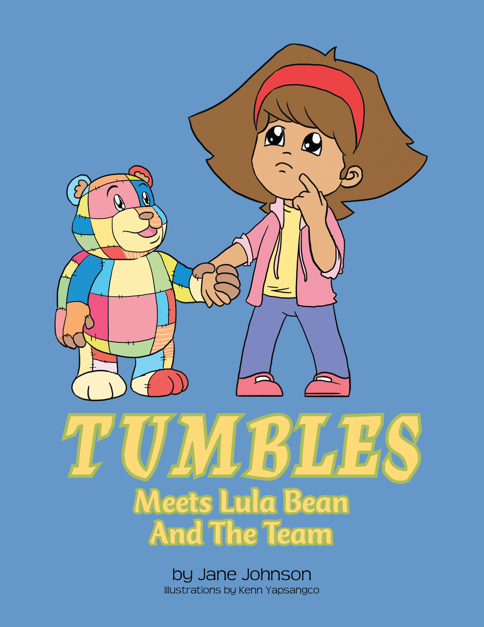 Tumbles Meets Lula Bean And The Team