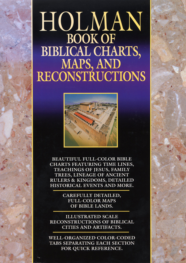 Holman Book of Biblical Charts, Maps, and Reconstructions By: David S. Dockery,June Swann