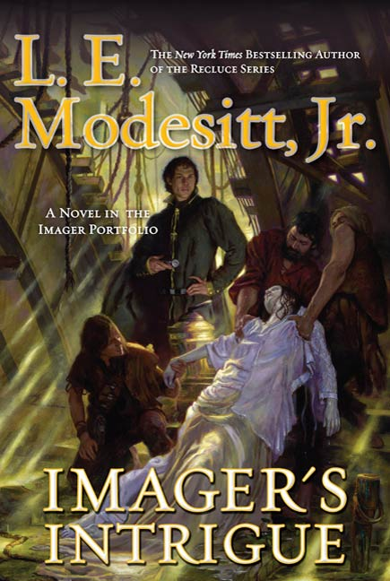 Imager's Intrigue By: L. E. Modesitt
