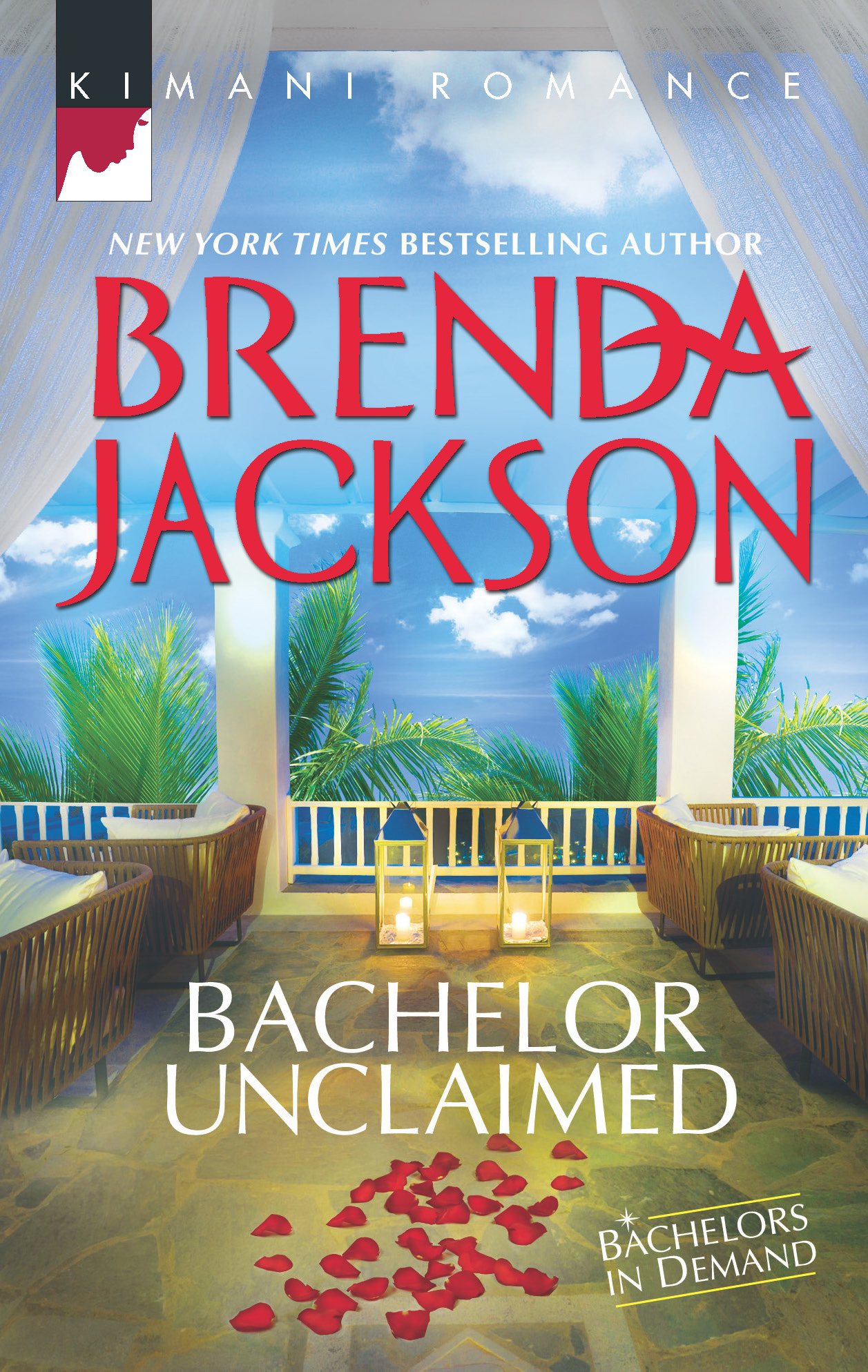 Bachelor Unclaimed By: Brenda Jackson