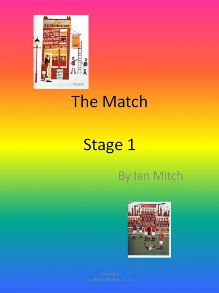 The Match: Stage 1