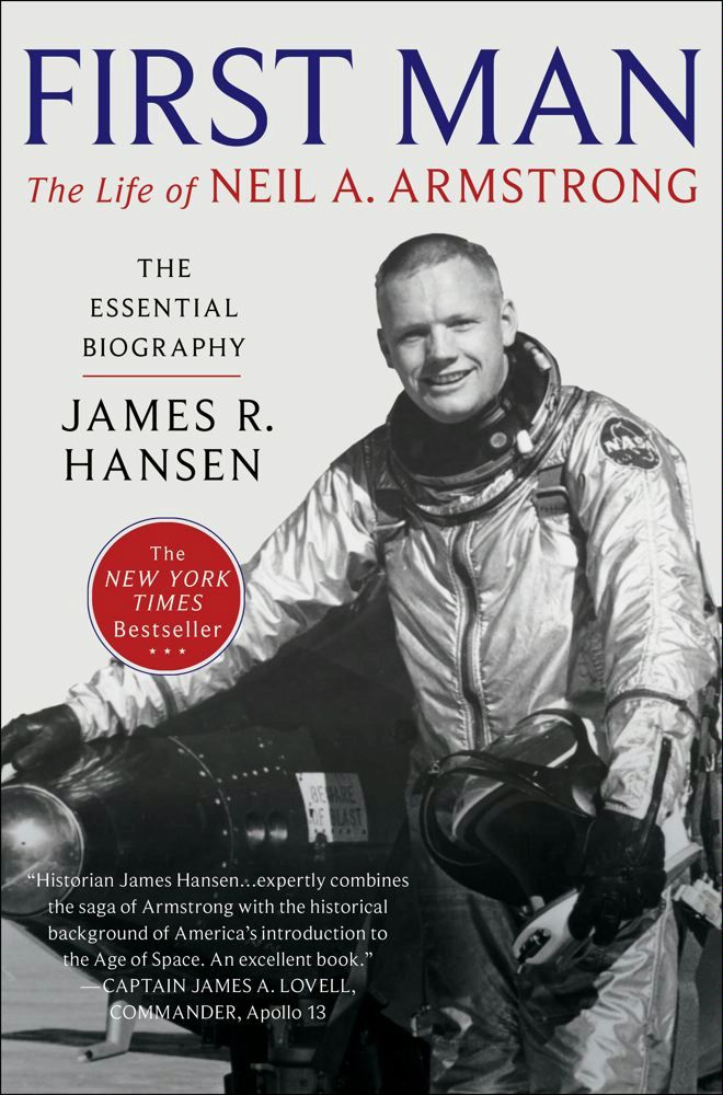 First Man By: James R. Hansen