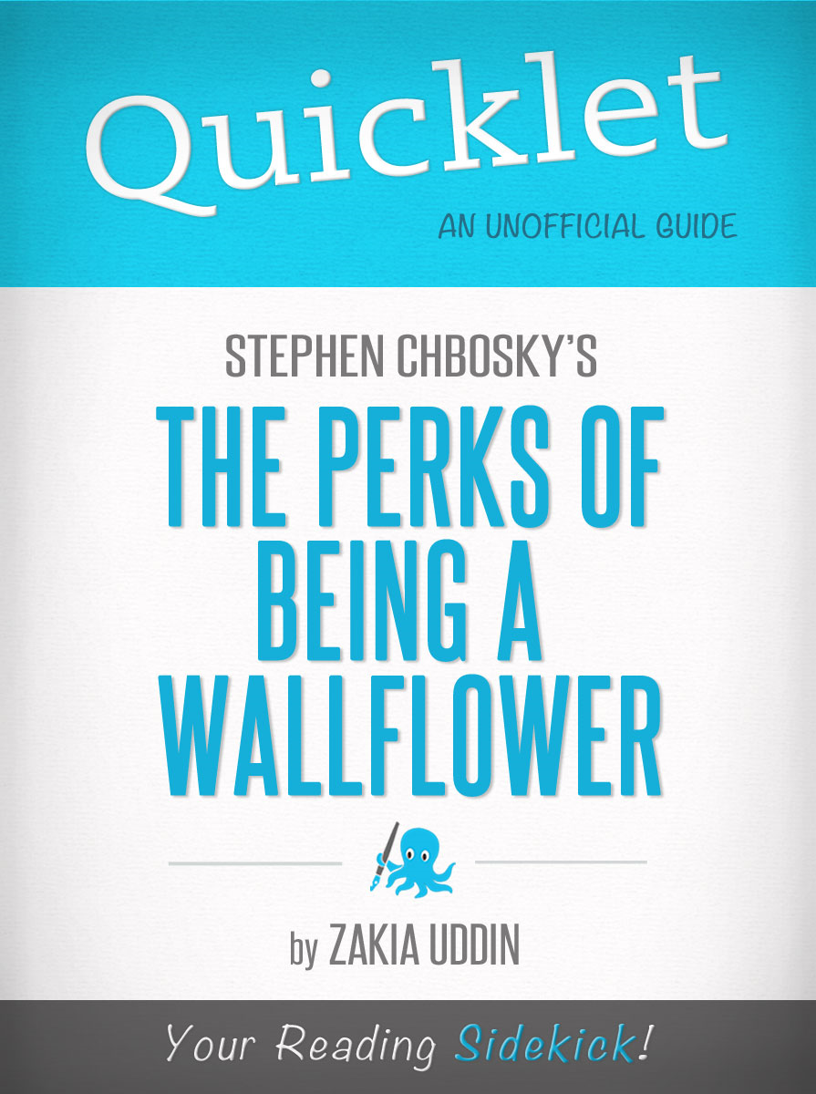 Patrick Hayes - Quicklet on The Perks of Being a Wallflower by Stephen Chbosky (Book Summary)