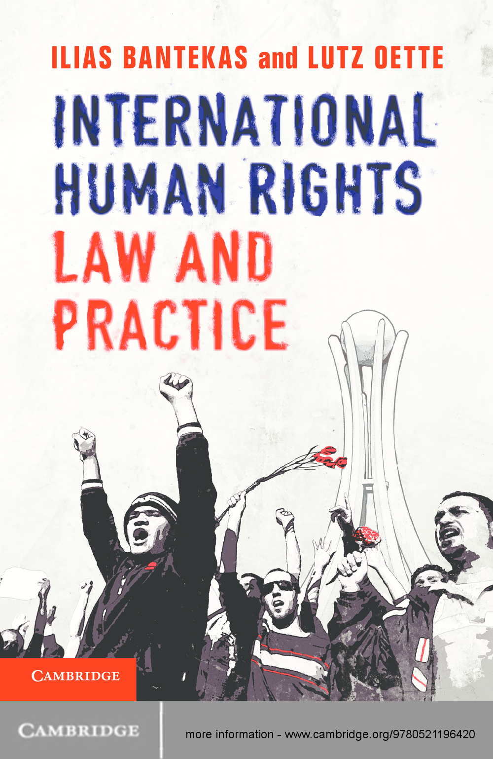Book Cover: International Human Rights Law and Practice